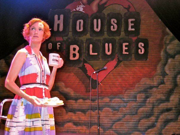 caroline fogerty the food prude house of blues