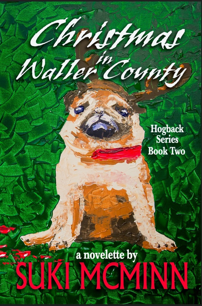 Christmas in Waller County front cover from text