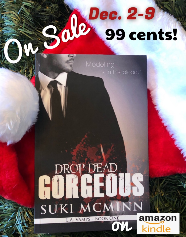 drop dead gorgeous kindle poster updated